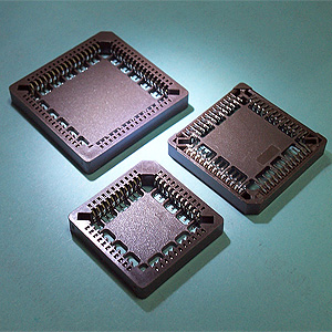PLCC-S-XX 1.27mm pitch surface mount PLCC Socket